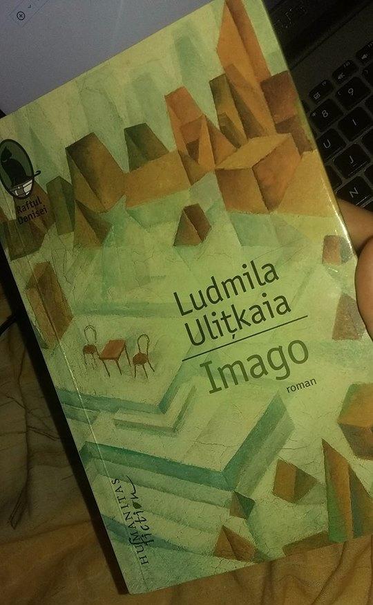 """Ludmila Uliţkaia – """"Imago"""""""