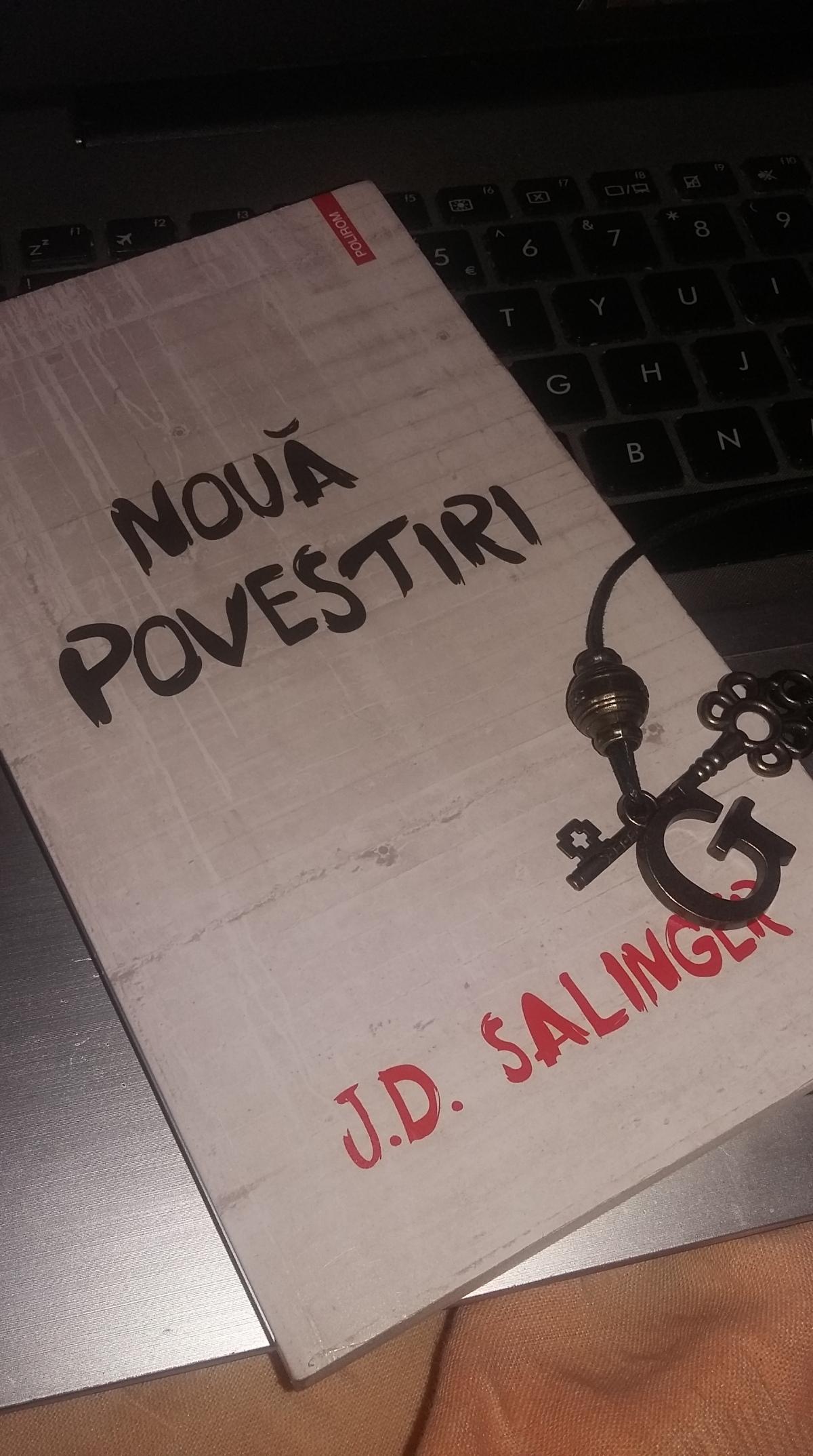 """""""Nouă povestiri"""" – J. D.Salinger"""