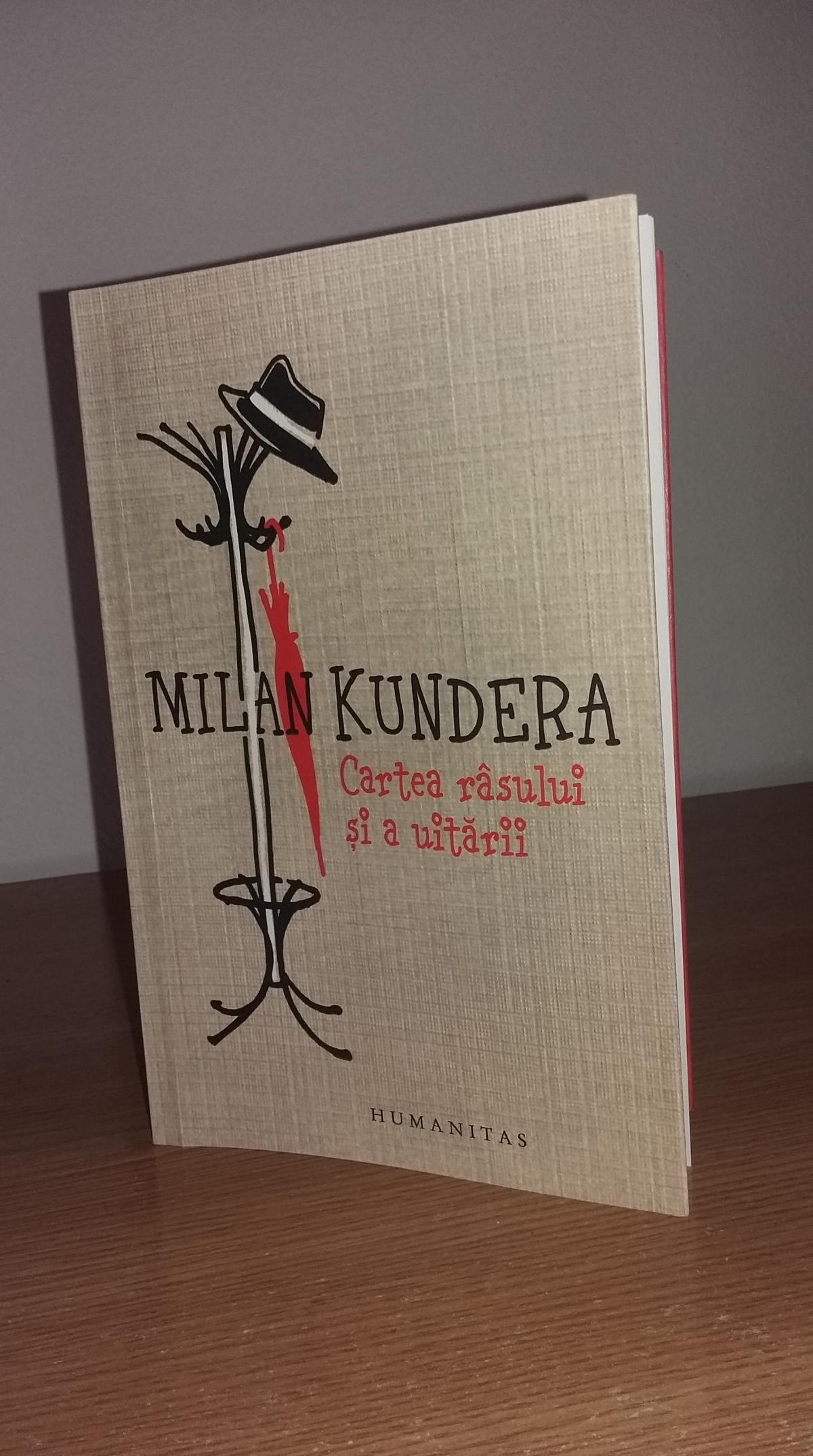 """Milan Kundera – """"Cartea râsului şi auitării"""""""