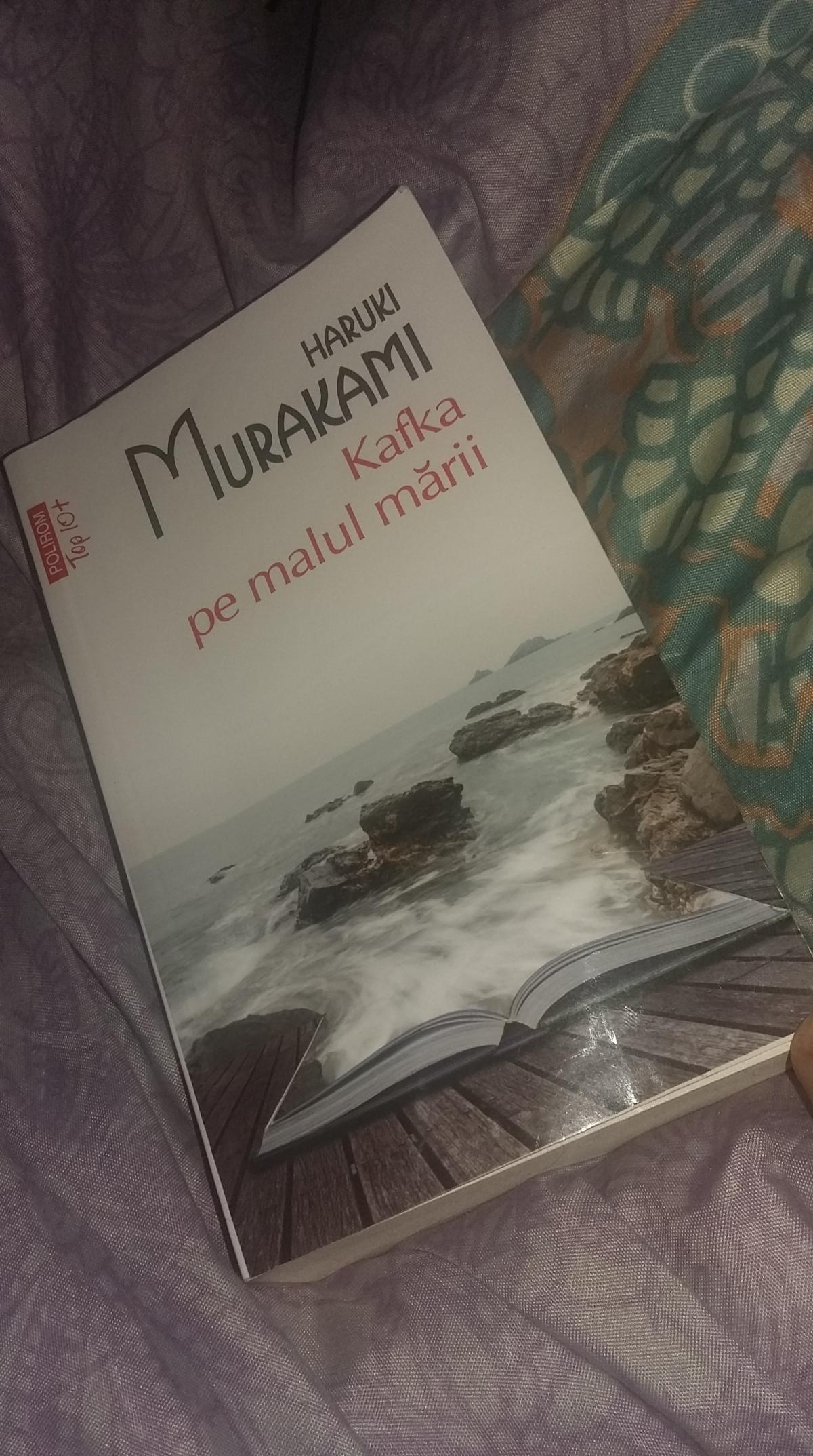 "Haruki Murakami – ""Kafka pe malulmării"""