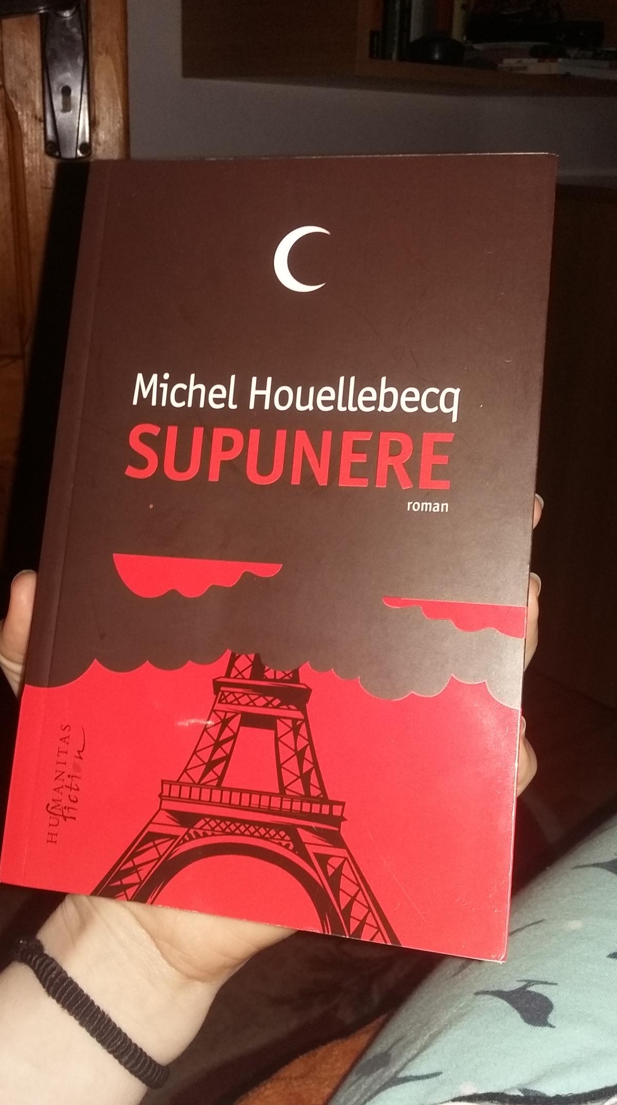 """Michel Houellebecq – """"Supunere"""""""