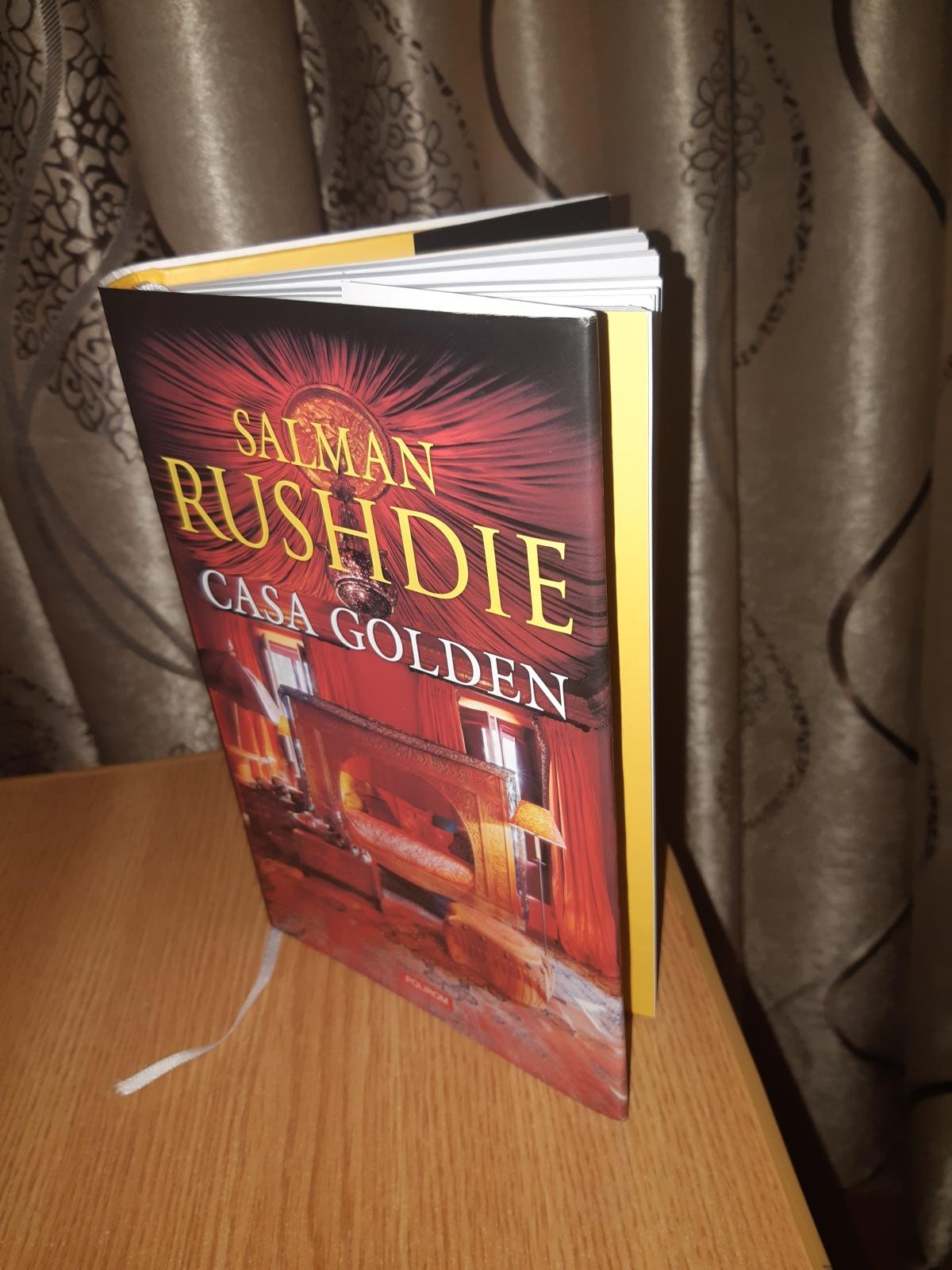 """Salman Rushdie – """"CasaGolden"""""""