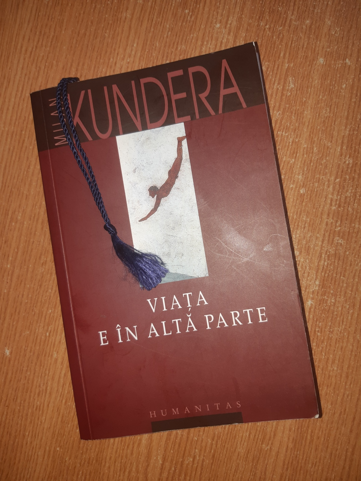 """Milan Kundera – """"Viaţa e în altăparte"""""""