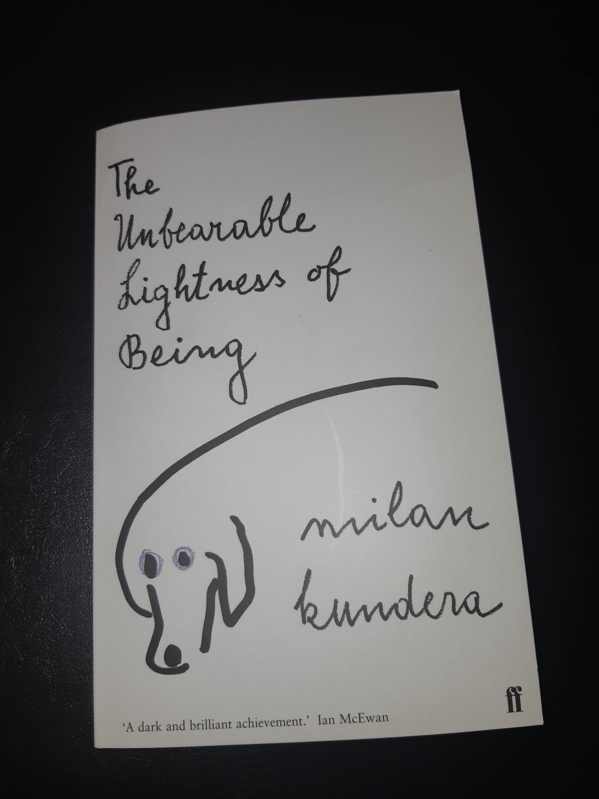 """Milan Kundera –  """"Insuportabila uşurătate afiinţei"""""""