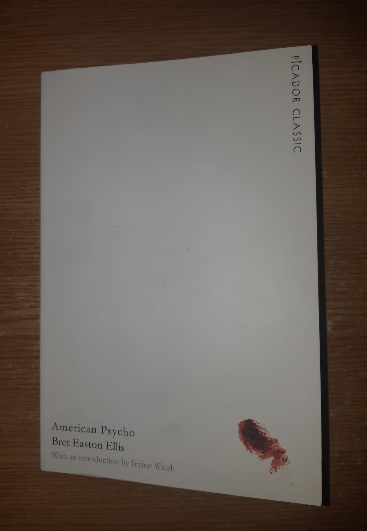 "Bret Easton Ellis – ""AmericanPsycho"""