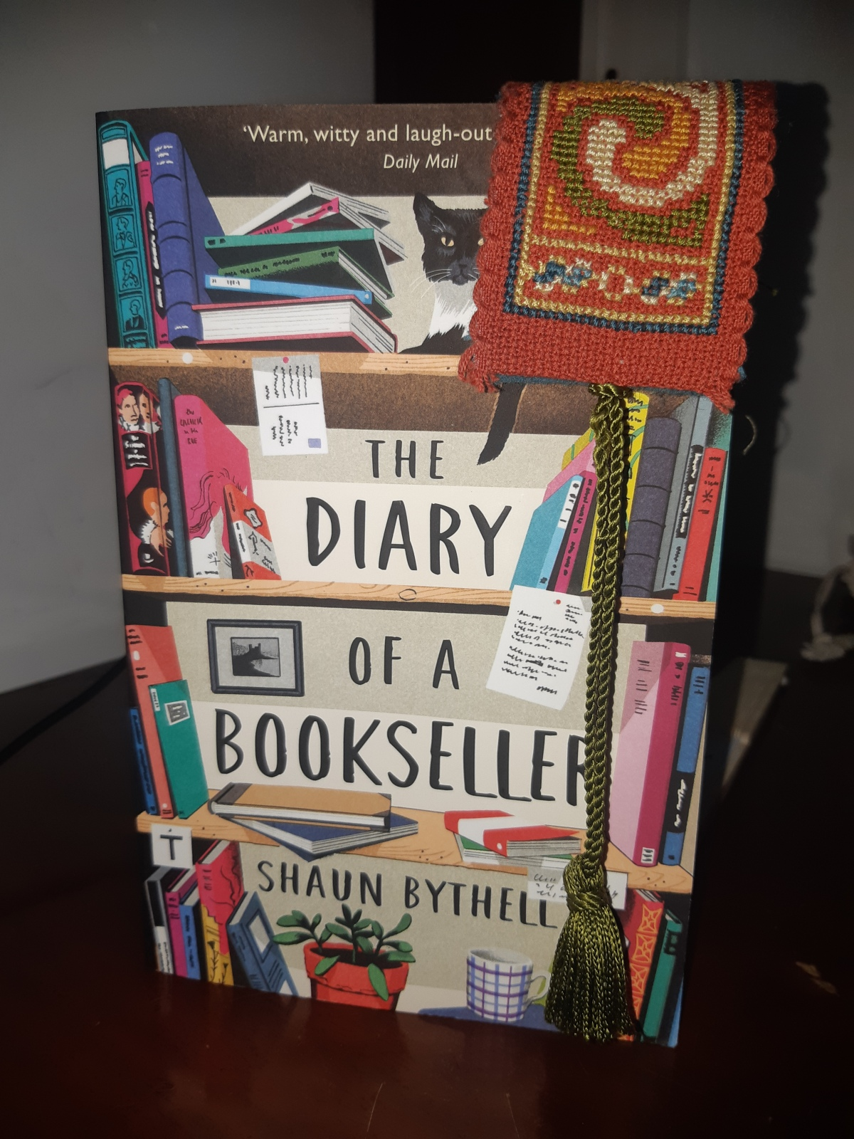 """Shaun Bythell – """"The Diary of a Bookseller"""""""