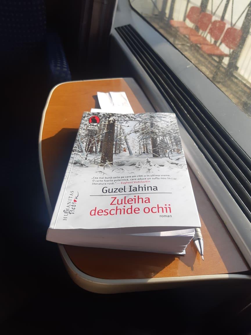 """Guzel Iahina – """"Zuleiha deschideochii"""""""