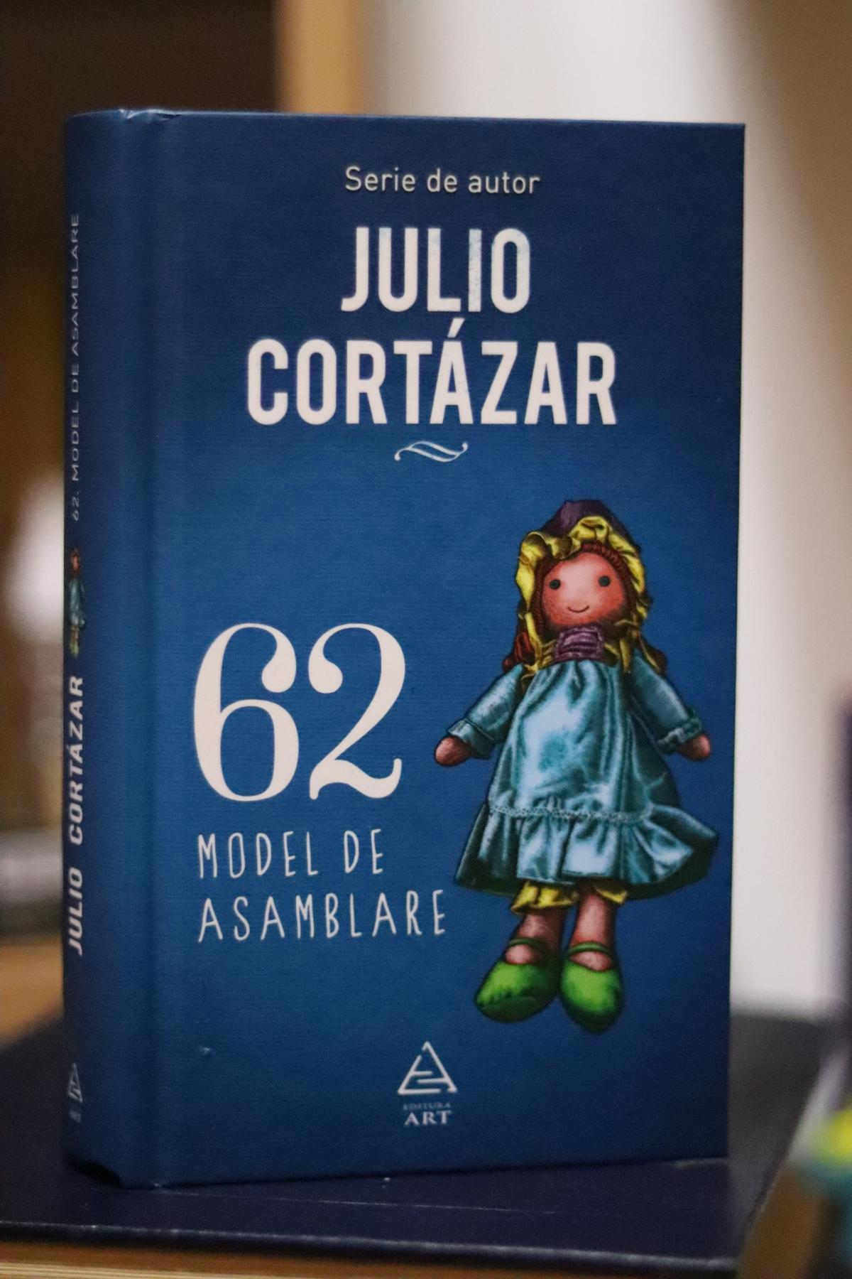 """Julio Cortázar – """"62. Model de asamblare"""""""